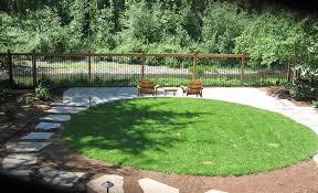 Backyard View Susie Landscape Designs Portfolio