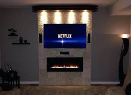 Contemporary Electric Fireplace Wall Electric Fireplace U2013 Thesrch Info
