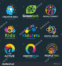 ecology logo stock photos images pictures shutterstock tree icon
