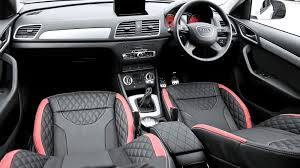 Audi Q3 Interior Pictures Audi Q3 2 0 Tdi S Pack Kahn Automobiles The World U0027s Leading