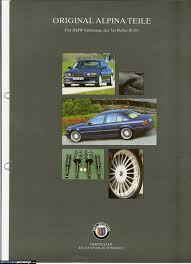 bmw e38 alpina catalog large photos