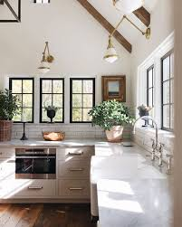 Neutral Colored Kitchens - becki owens