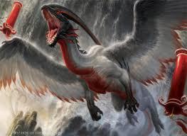 belltoll dragon dragons of tarkir mtg art mtg card art