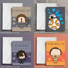 geeky valentines cards i m mad about you s card awesome stuff