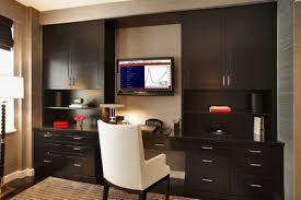 Kitchen Office Furniture Custom Home Office Furniture Design Ideas
