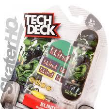 Tech Deck Blind Skateboards Tech Deck Blind Lizard Reaper Series 4 Skater Hq