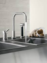 kohler evoke kitchen faucet kohler kitchen faucets 19 u2013 beckon the new touchless kitchen
