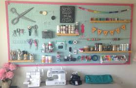 pegboard kitchen ideas peg board storage dihuniversity