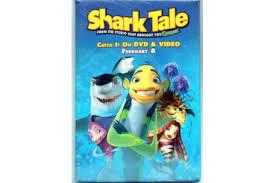 shark tale pin