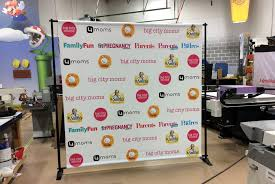 step and repeat backdrop step and repeat dc with a telescopic stand