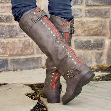 target womens boots zipper 57 trac dresses skirts tribal high low hem dress from