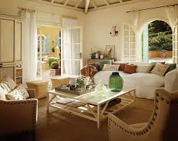 simple country homes and interiors with a house throughout