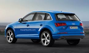 is there a audi q5 coming out generation audi q5 with q7 styling cues