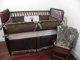 Camo Nursery Bedding Custom Baby Crib Bedding Set Paxton Boy Baby Bedding Deer