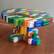 lego napkin holder would make great book ends for my little