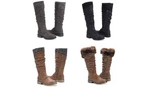groupon s boots muk luks s boots sizes 7 10 groupon