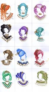 purple martini clip art the 12 princesses by morganmartini on deviantart