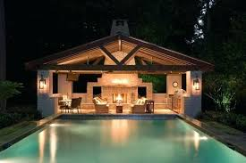 house plans with pools and outdoor kitchens pool and outdoor kitchen designs outdoor kitchen with pool pool