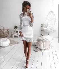 white lace dress riptide white lace dress storey boutique