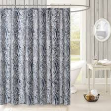 Navy And Coral Shower Curtain Buy Navy Shower Curtains From Bed Bath Beyond