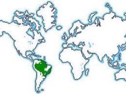 Amazon Rainforest Map Social Study Project By Joscelynn Maloney