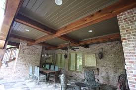 covered porch pictures delightful screened in porch ceiling ideas home design ideas