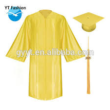 graduation toga 100 polyester material wholesale graduation toga gowns disposable