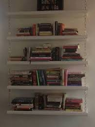 hanging bookshelves hanging book shelves mopeppers 8726e7fb8dc4