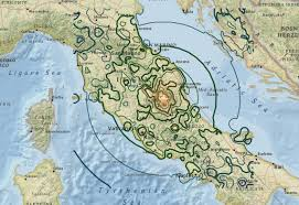 Map Of Central Italy by Italian Earthquake A Tragedy Hundreds Of Millions Of Years In The