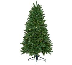 Spiral Lighted Christmas Trees Outdoor by Christmas Trees U2014 Qvc Com