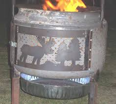 Making Fire Pit From Washer Tub - cookerwars com creative ways to use a washing machine tub as a