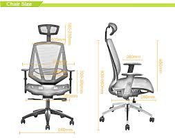 Wire Desk Chair Breathable Cushion Ergonomic Chair Cushion Wire Mesh Office Chair