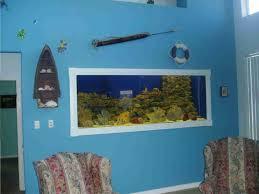 Wall Aquarium by In Wall Fish Tank Myrealestateny Com