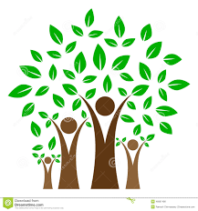 family tree stock vector image 46897498