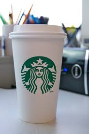 coffee cup to go starbucks in design decorating