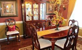 Curtain Ideas For Dining Room Dining Room Lovable Formal Dining Room Christmas Decorating