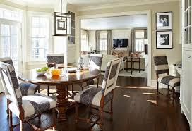 Tv In Dining Room Do Or Don T The Tv Architectural Digest