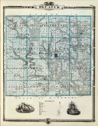 Nauvoo Illinois Map by Smith History Vault 1887 Record Of Ringgold And Decatur