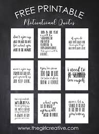 free printable motivational quotes the creative