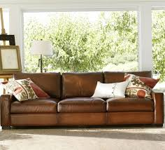 Leather Cushions For Sofas Cushions For Leather Sofa Home Design Ideas