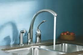 forte kitchen faucet kohler forte kitchen bathroom faucets accessories