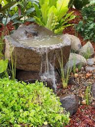 Water Rock Garden Top 17 Brick Rock Garden Waterfall Designs Start An Easy
