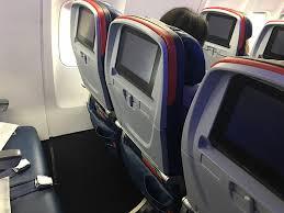 Delta Comfort Plus Seats Review Delta Comfort Plus 757 Transcontinental Jfk Lax Travelupdate