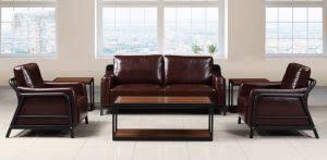 modern office sofa china best selling sofa furniture modern leather office sofa hx