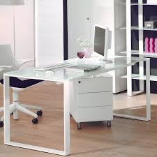 Schreibtisch Glasplatte Maxim Schreibtisch Von Reinhard In Weiß Buerado Designshop