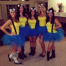 Minion Halloween Costume Girls 25 Minion Costumes Ideas Diy Minion
