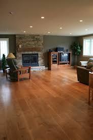 Wide Plank White Oak Flooring Wide Plank White Oak Flooring Living Room Modern With Dark Wood