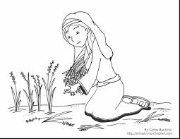wonderful printable noah bible coloring page with free bible