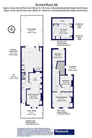 3 bedroom property for sale in orchard road london n6 1 250 000