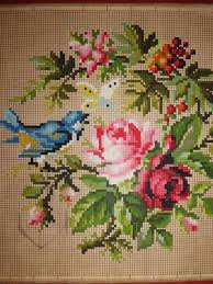 406 best pt de croix berlin images on needlepoint